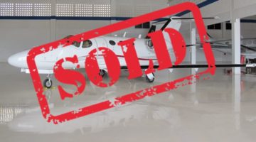 2009 Cessna Citation Externa Sold