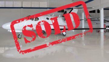 2009 Cessna Citation Externa Sold