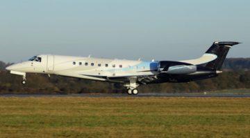 2011 Embraer Legacy 650 Ext 1 VP-CFA