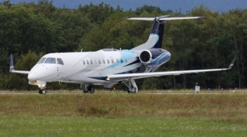 2011 Embraer Legacy 650 Ext 4 VP-CFA