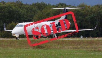 2011 Embraer Legacy 650 Ext 4 VP-CFA sold