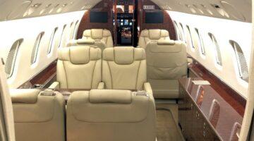 2011 Embraer Legacy 650