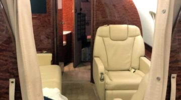 2011 Embraer Legacy 650 Int 3 VP-CFA
