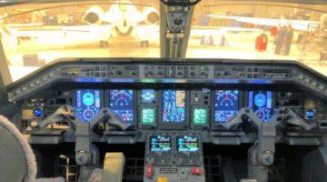2011 Embraer Legacy 650 Panel 1 VP-CFA
