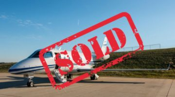 2011 Gulfstream G150 Ext 3 N685JF Sold