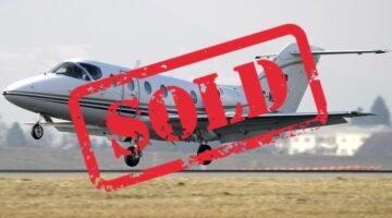 1997 Beechcraft Beechjet 400A Ext 5 TC-NEO Sold