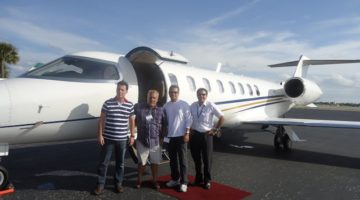 2001 LearJet 45XR
