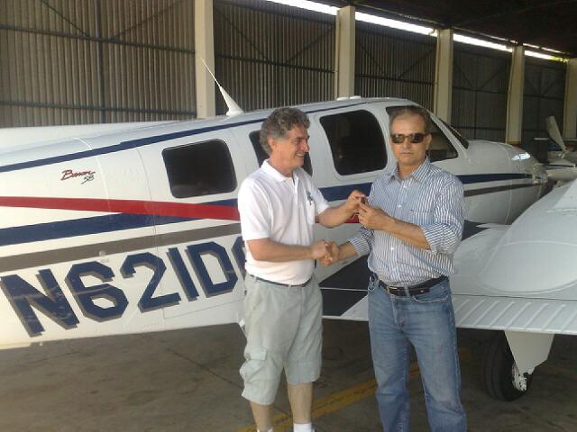 2005 Beechcraft Baron 58