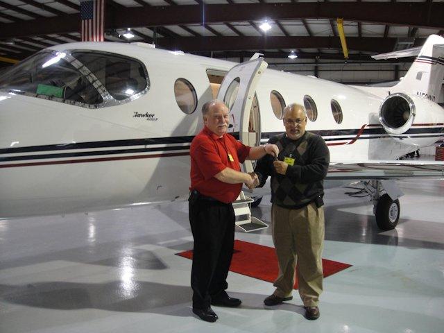 2007 Hawker 400XP