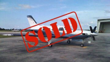 2009 Piper Meridian Ext 6 sold
