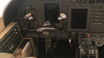 2002 Cessna Citation CJ1 Panel 1 CS-DOI