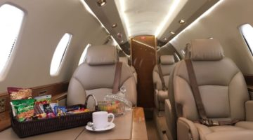 1997 Citation X Int 9