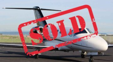 2009 Citation Mustang ext 0250 sold