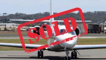 2007 Citation Sovereign Ext 2 N338TM Sold