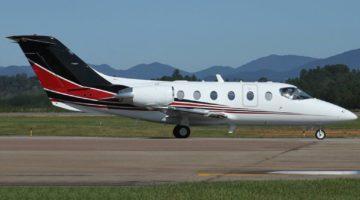 1998 Beechcraft Beechjet 400A Ext 3 RK-204
