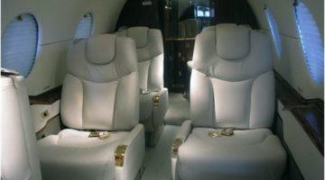1998 Beechcraft Beechjet 400A Int 1 RK-204
