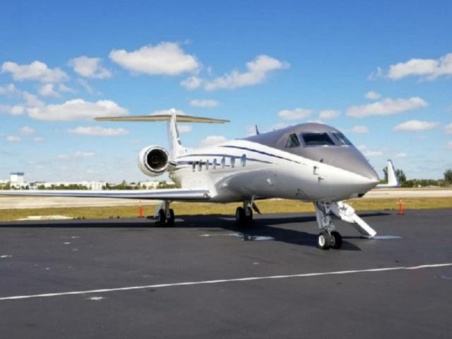 2003 Gulfstream G550