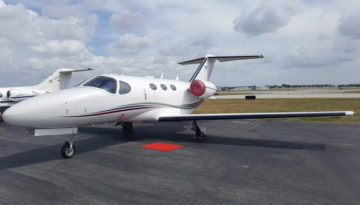 2007 Cessna Citation Mustang 1 N85TV