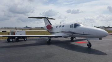 2007 Cessna Citation Mustang 3 N85TV