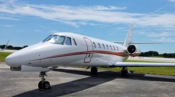 2008 Citation Sovereign