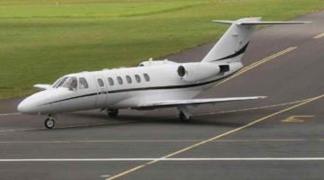 2003 Cessna Citation CJ2 Ext 4 F-HMBG by Peter Davis