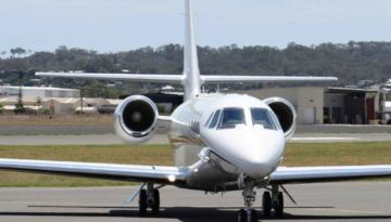 2007 Citation Sovereign Ext 2 N338TM