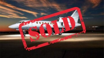 1990 spec Falcon 50 Ext 1 SN 50-208 Sold