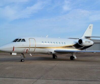 1997 Falcon 2000 Ext 1 N775ST