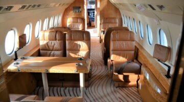 1997 Falcon 2000