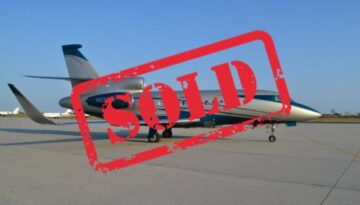 2007 Falcon 900DX Ext 3 N232SF Sold