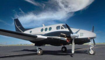 1980 King Air C90 Ext 1 N890NC site