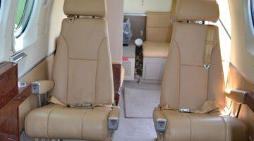 1980 King Air C90 Int 2 N890NC