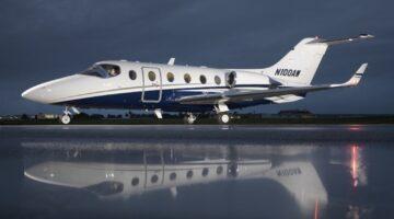 1997 Beechjet 400A Ext 1 N100AW