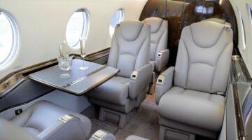 1997 Beechjet 400A Int 2 N100AW