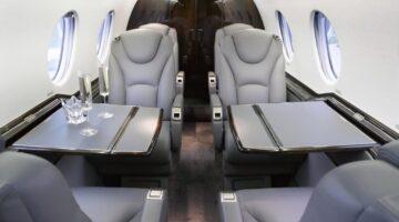 1997 Beechjet 400A Int 3 N100AW