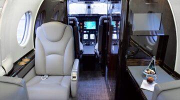 1997 Beechjet 400A Int 4 N100AW