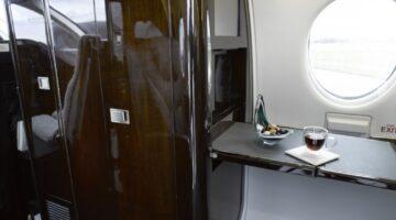 1997 Beechjet 400A Int 5 N100AW