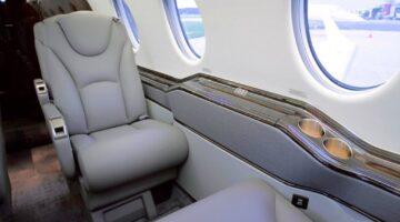 1997 Beechjet 400A Int 8 N100AW