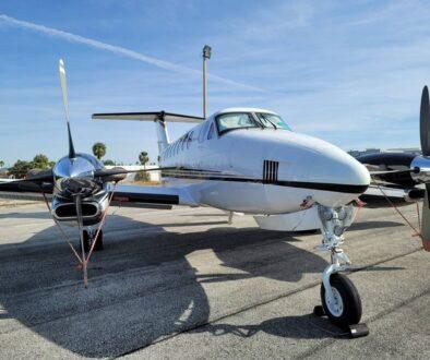 2006 King Air 350 Ext 01 PR-DAH