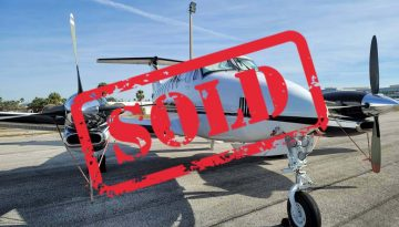 2006 King Air 350 Ext 01 PR-DAH Sold