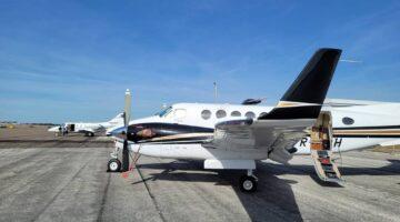 2006 King Air 350 Ext 02 PR-DAH