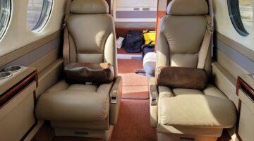 2006 King Air 350 Int 04 PR-DAH