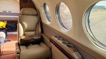 2006 King Air 350 Int 05 PR-DAH