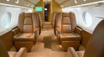 2000 Gulfstream GV Int 1 N19H