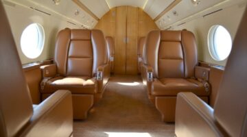 2000 Gulfstream GV Int 4 N19H