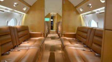 2000 Gulfstream GV Int 6 N19H