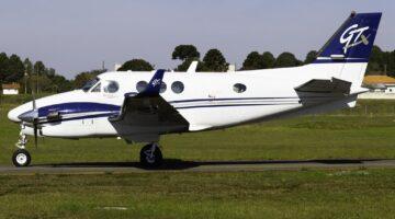 2010 King Air C90GTx Ext 1 PR-CVB