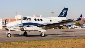 2010 King Air C90GTx Ext 3 PR-CVB