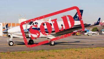2010 King Air C90GTx Ext 3 PR-CVB Sold