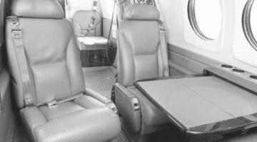 2010 King Air C90GTx Int 2 PR-CVB